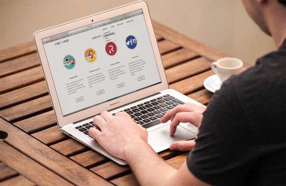 Web designer Napoli